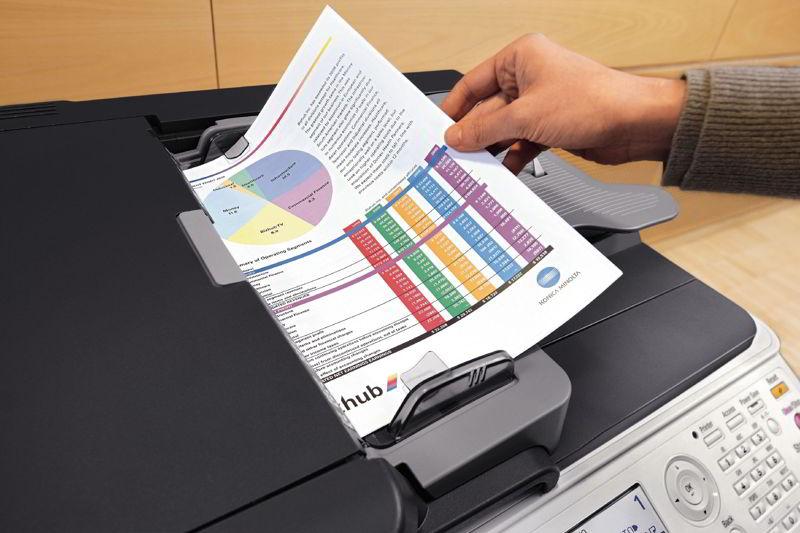 Impresoras Fotocopiadoras en Alquiler